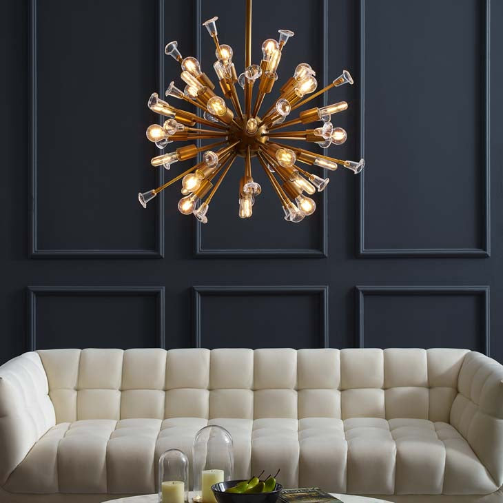 Burst Ceiling Light Pendant Chandelier - living-essentials