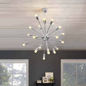 Burst Pendant Chandelier - living-essentials