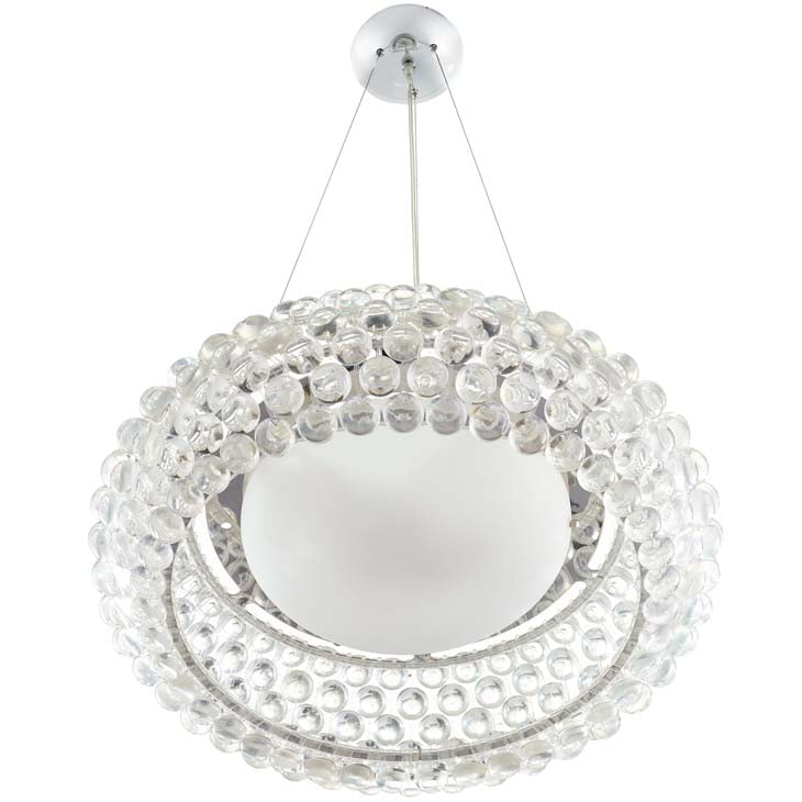 Aura 25 inch Chandelier - living-essentials