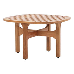 Saratoga Outdoor Patio Teak Coffee Table - living-essentials