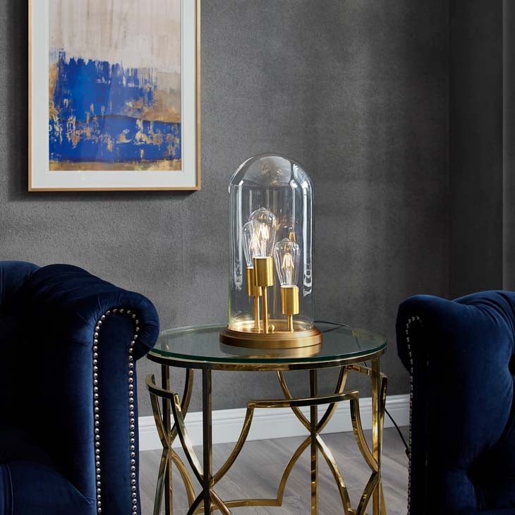 Admiration Cloche Table Lamp - living-essentials
