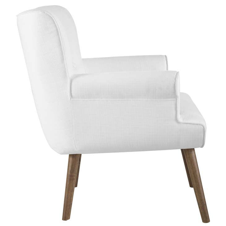 Clancy Upholstered Armchair - living-essentials