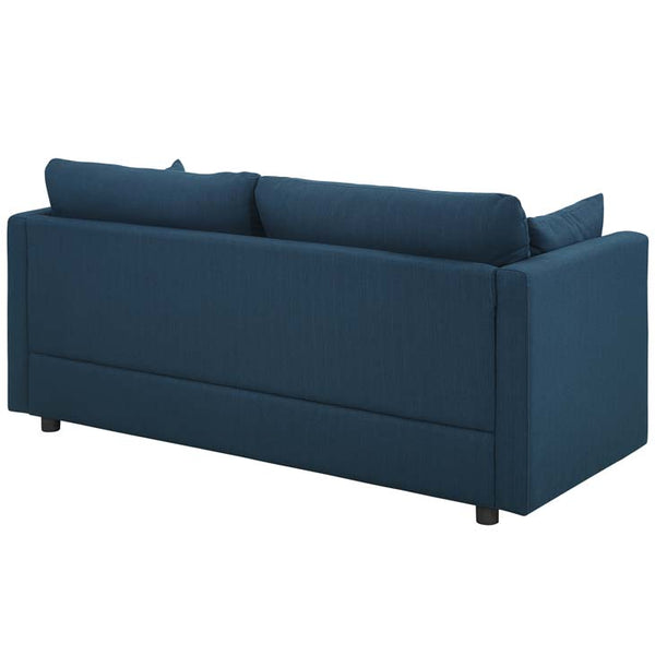 Activate Upholstered Fabric Sofa - living-essentials