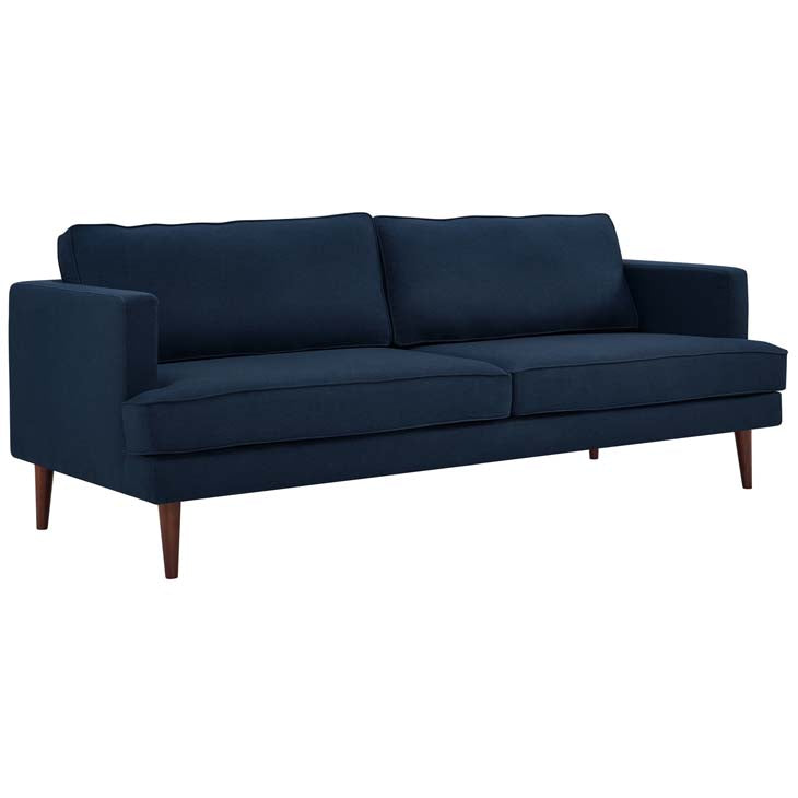 Agile Upholstered Fabric Sofa - living-essentials