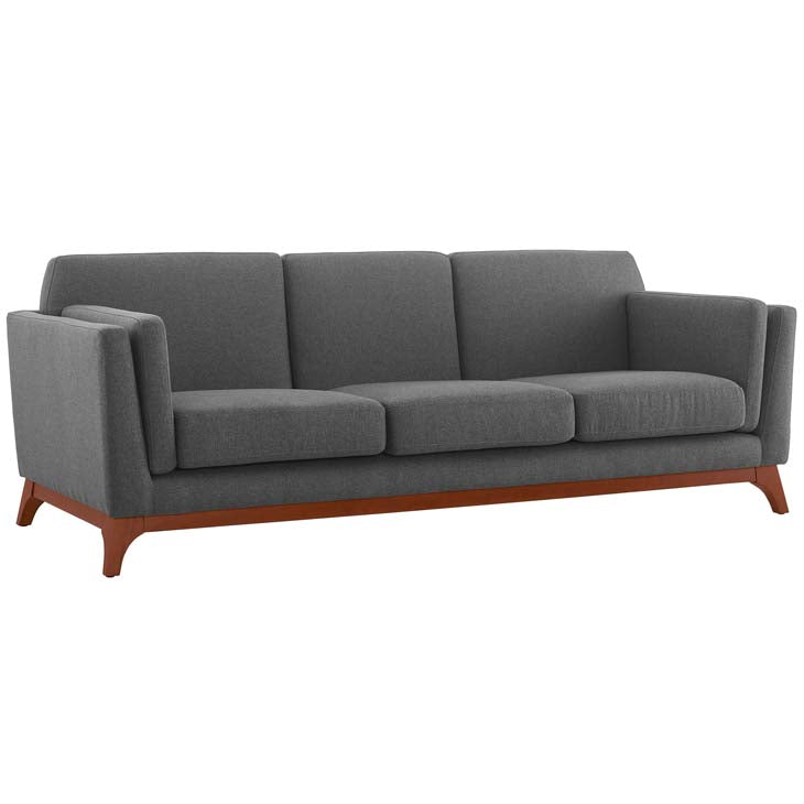 Chance Upholstered Fabric Sofa - living-essentials
