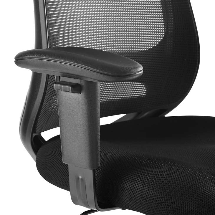 Forge Mesh Drafting Chair - living-essentials