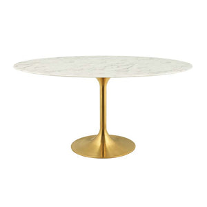 "Lippa 60"" Oval Dining Table"