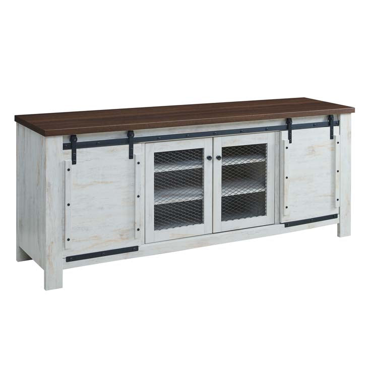 "Jordan 70"" Homely Sliding Door Buffet Table - living-essentials"