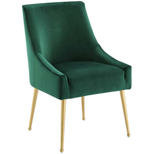 Sofia Velvet Dining Chair - living-essentials