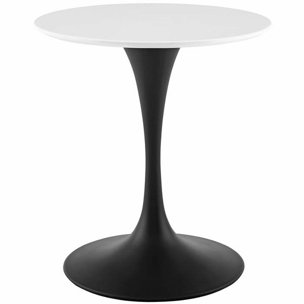 "Tulip 28"" Round Wood Dining Table - living-essentials"