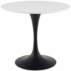 "Tulip 36"" Round Wood Dining Table - living-essentials"