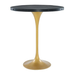 Drive Wood Bar Table - living-essentials