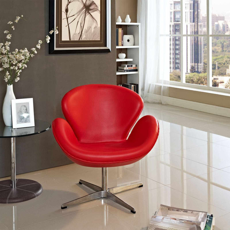 Swan Style Chair - living-essentials