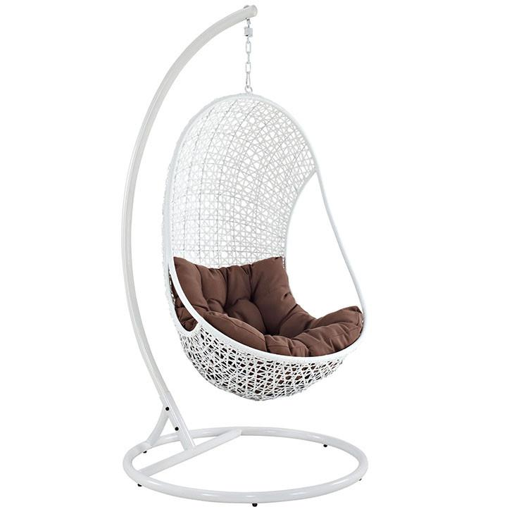 Accord Outdoor Swing Patio Lounge Chair Chairs Free Shipping