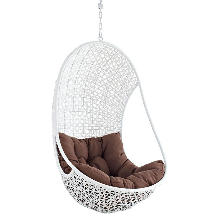 Accord Outdoor Swing Patio Lounge Chair - living-essentials