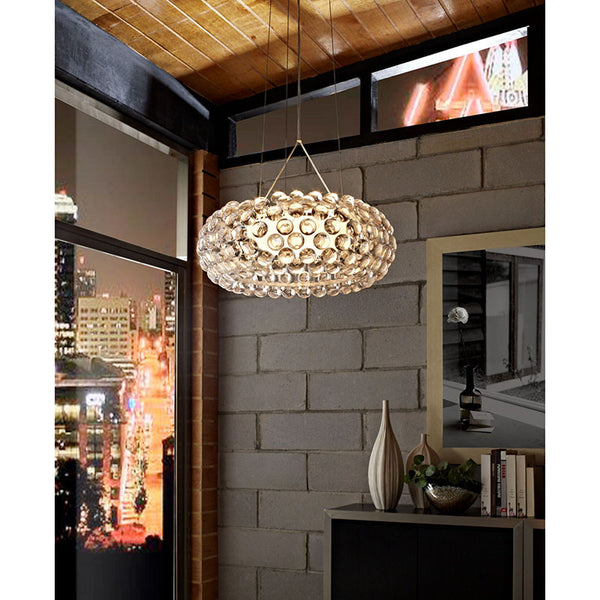 Aura 20 inch Chandelier - living-essentials