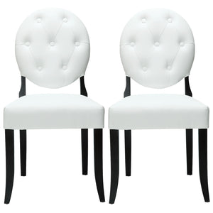 Stud Dining Chairs Set Of 2 Free Shipping