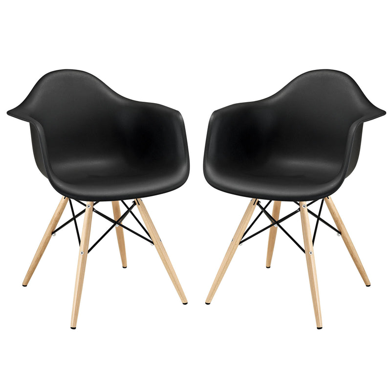DAW Armchair Set of 2 - living-essentials