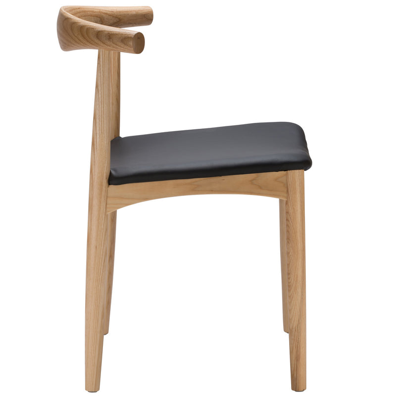 Wegner Elbow style Dining Chair - living-essentials