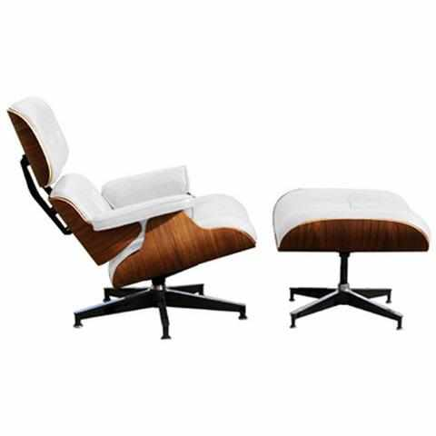 Eames Lounge Chair & Ottoman Premium Reproduction - living-essentials