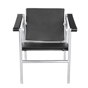 Lc1 Style Chair Black Chairs Free Shipping