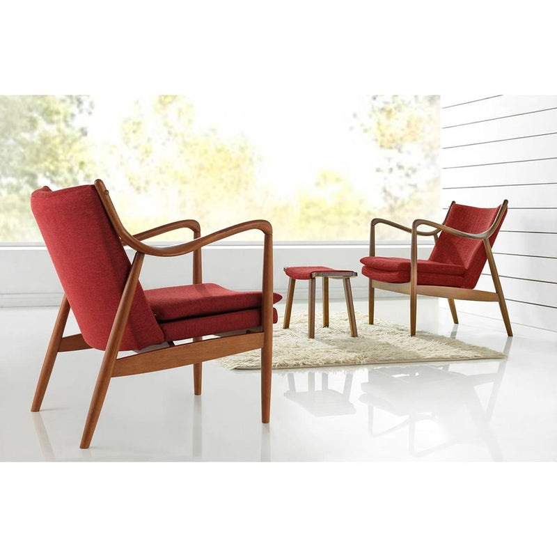 Romeo Retro Lounge Chair - living-essentials