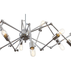 Spider Chandelier Black Ceiling Lamps Free Shipping