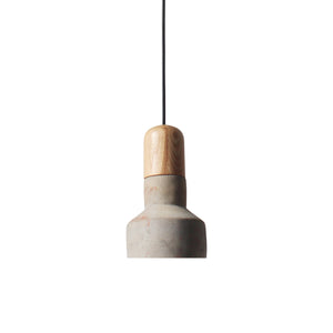 Rachel Wood Ceiling Lamp - living-essentials