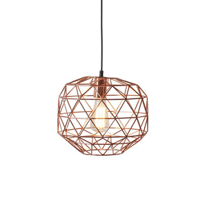 Carey Geometric Ceiling Lamp Lamps Free Shipping