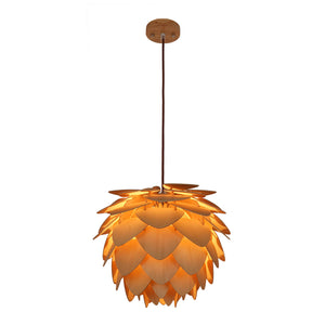 Wooden Leaves 14 Chandelier Ceiling Lamps Free Shipping