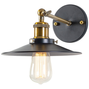 Chris Industrial Wall Sconce - living-essentials