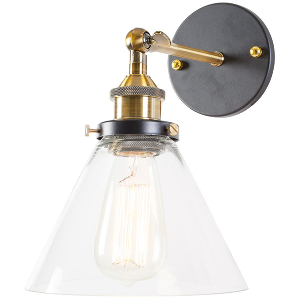 Cruise Industrial Wall Sconce - living-essentials