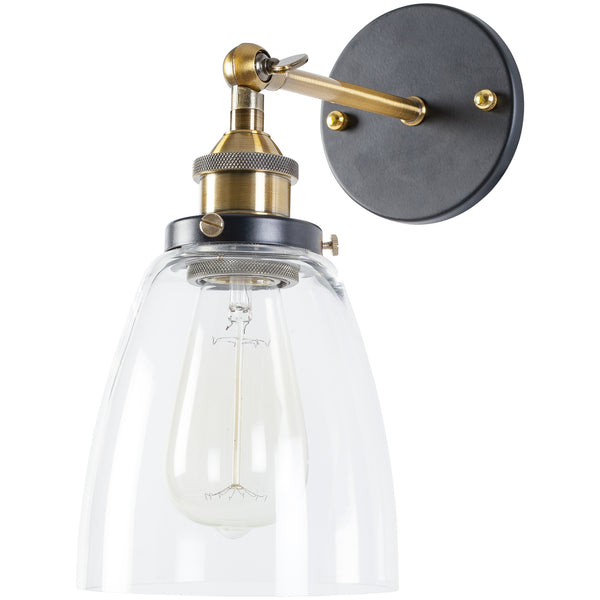 Kimberly Industrial Wall Sconce - living-essentials
