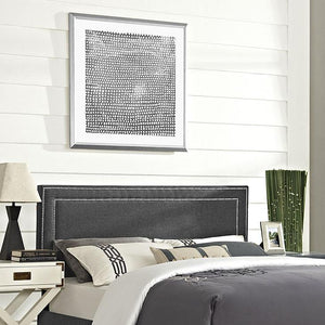 Jasmine Full Fabric Headboard Headboards Free Shipping