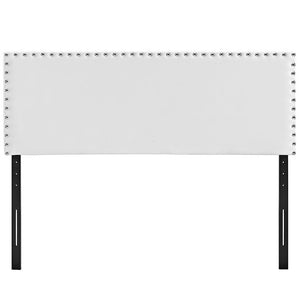 Lisa Full Vinyl Headboard Headboards Free Shipping