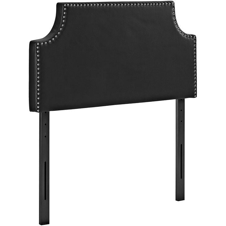 Lauren Twin Vinyl Headboard - living-essentials