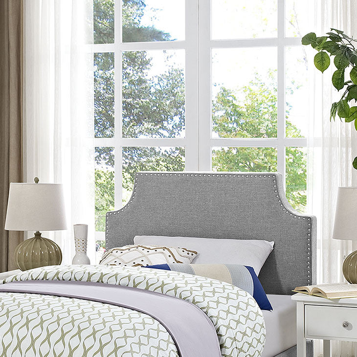 Lauren Twin Fabric Headboard - living-essentials
