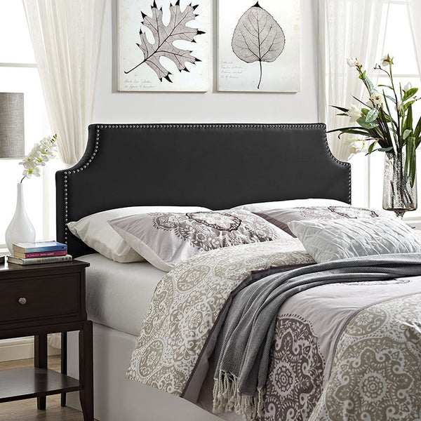 Lauren Full Vinyl Headboard - living-essentials