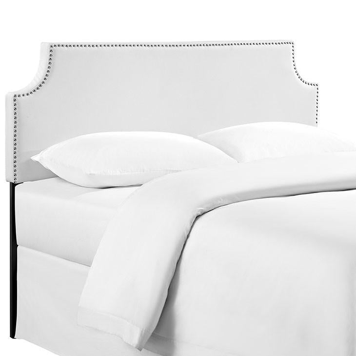 Lauren King Vinyl Headboard - living-essentials