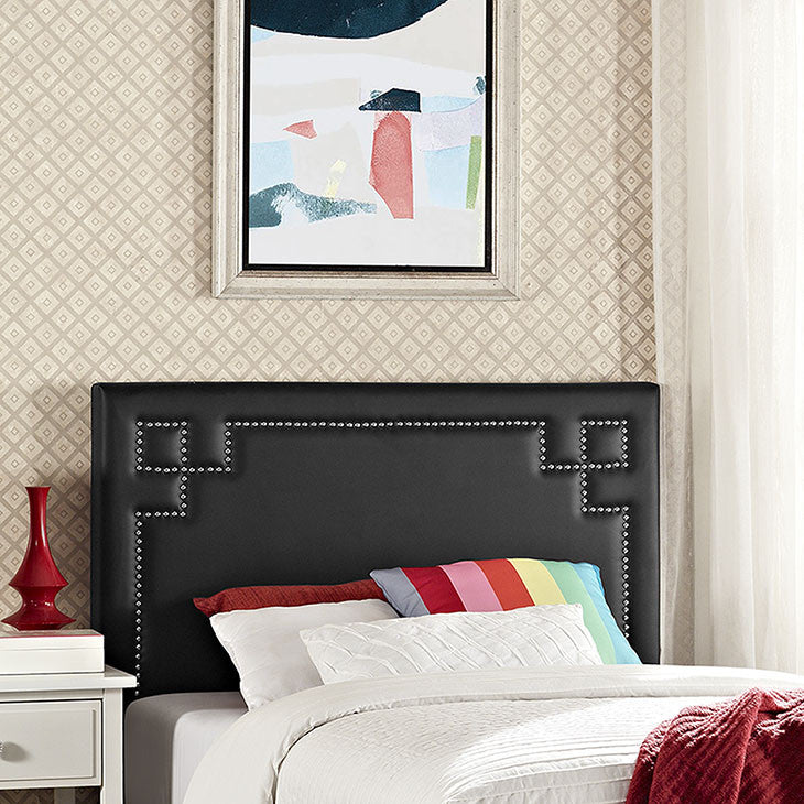 Ivy Twin Vinyl Headboard - living-essentials