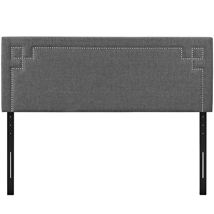 Ivy King Fabric Headboard - living-essentials
