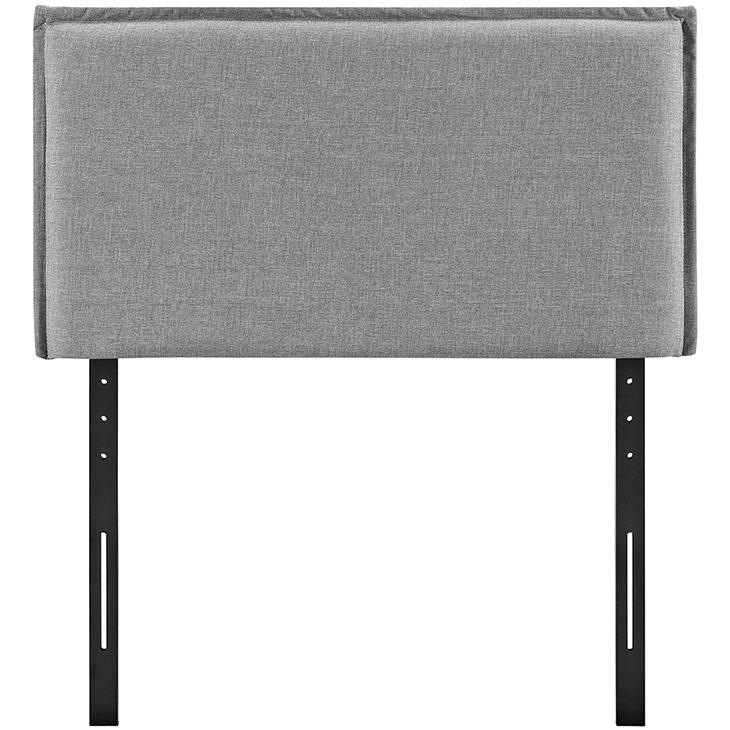 Chameleon Twin Fabric Headboard - living-essentials