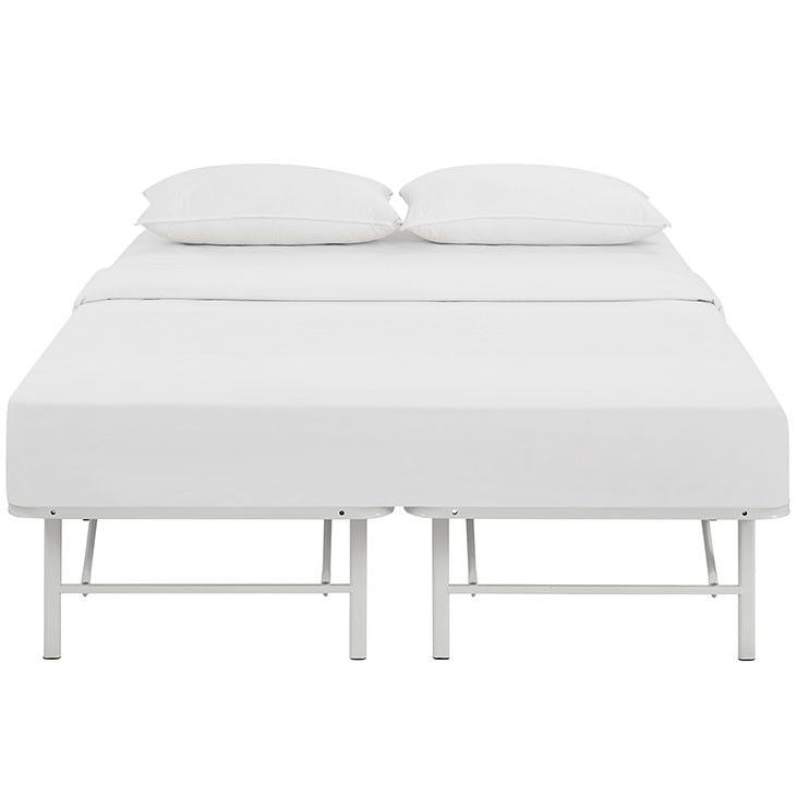 Orion Full Stainless Steel Bed Frame - living-essentials