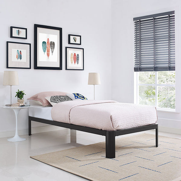 Kelly Anne Twin Bed Frame - living-essentials