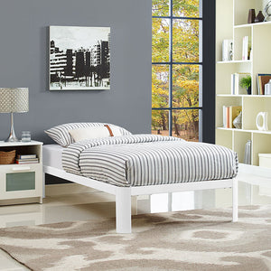 Kelly Anne Twin Bed Frame Brown Frames Free Shipping