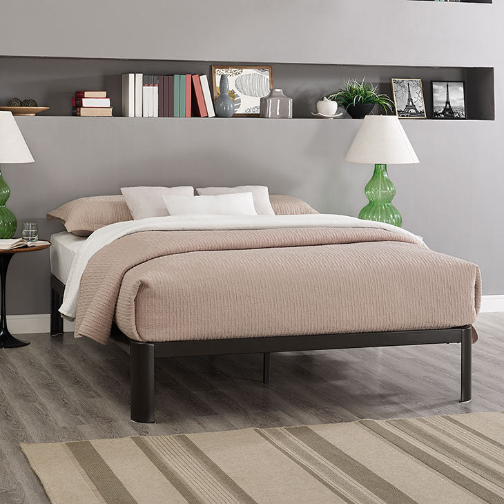 Kelly Anne Queen Bed Frame - living-essentials
