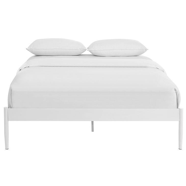 Chelsie Full Fabric Bed Frame - living-essentials