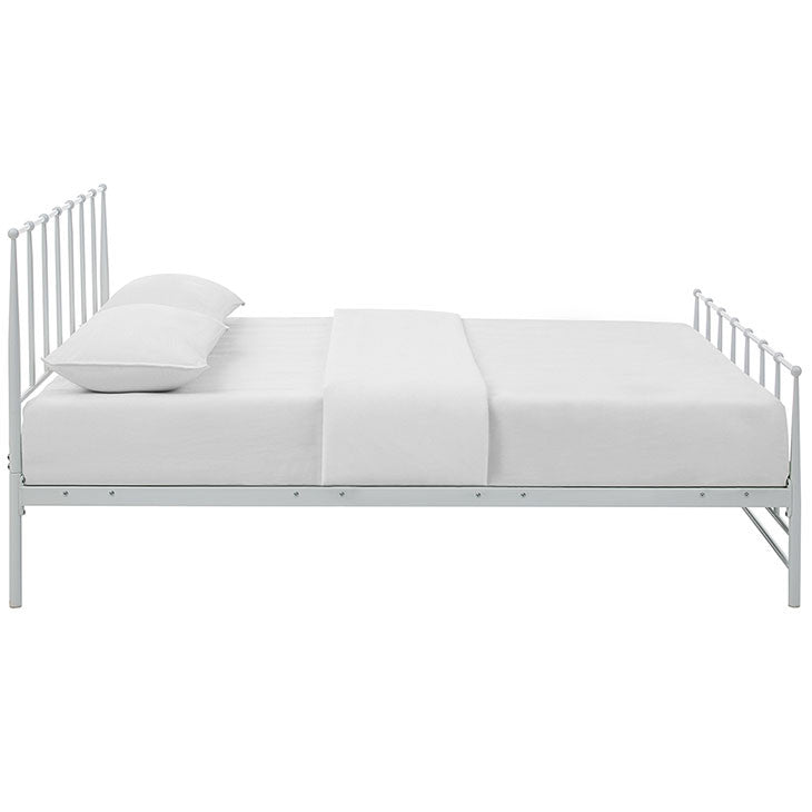Squire King Bed - living-essentials