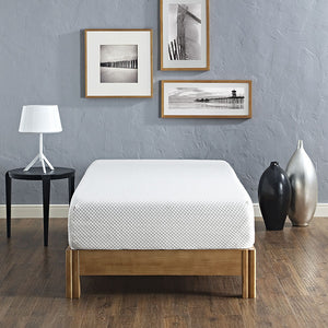 Eve 10 Twin Memory Foam Mattress Mattresses Free Shipping