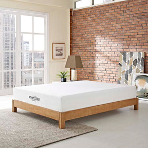 Eve 10 Full Memory Foam Mattress Mattresses Free Shipping